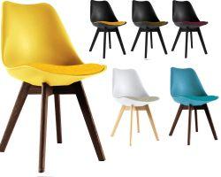 usine17 plateform2 chaises scandinaves rembourres bd421 et pptissu pieds chene - Chaise Scandinave Rembourree